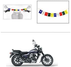 AutoStark Small Size Motorycle Ladakh Prayer Flags Tibet Prayer Flags For Bajaj Avenger