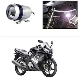 AutoStark U3 LED Motorycle Fog Light Bike Projector Auxillary Spot Beam Light (1Pc) For Yamaha YZF R15 S