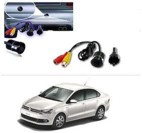 AutoStark Waterproof Car Rear View Night Vision Reversing Parking Camera For Volkswagen Vento Konekt 2015