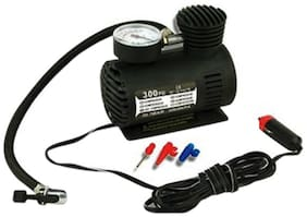 AutoSun 12V Electronic Car And Bike Tyre Inflater Pump