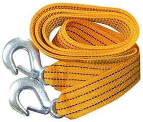 Autosun - Car Auto Towing Tow Cable Rope Heavy Duty 3 Ton 3.5 m