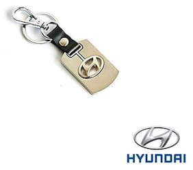 AutoSun Metal Key Chain for Cars Key Ring - For Hyundai Sonata d79ffca54e52