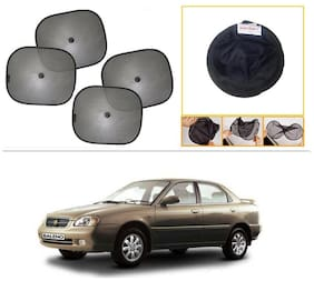 AutoSun Premium Quality Car sun shade Set of 4 For Maruti Suzuki Beleno