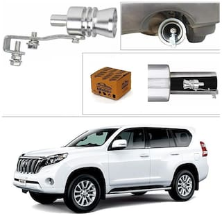 AutoSun Turbo Sound Car Silencer Whistle For Toyota Fortuner