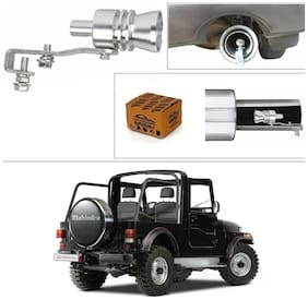 AutoSun Turbo Sound Car Silencer Whistle For Mahindra Verito