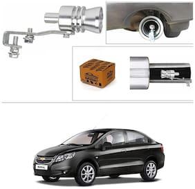 AutoSun Turbo Sound Car Silencer Whistle For Chevrolet Aveo