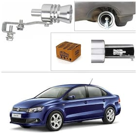 AutoSun Turbo Sound Car Silencer Whistle For Volkswagen Polo