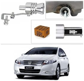 AutoSun Turbo Sound Car Silencer Whistle For honda city zx