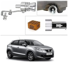 AutoSun Turbo Sound Car Silencer Whistle For Maruti Suzuki Brezza