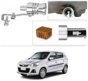 AutoSun Turbo Sound Car Silencer Whistle For Maruti Suzuki Alto-K10
