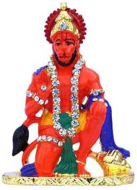 Autowheel Hanuman Car Dashboard Idol