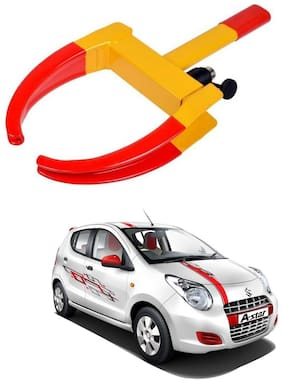 AYW Car Tyre Wheel Lock Anti Theft Towing Wheel Clamp Boot for A-Star