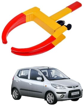 AYW Car Tyre Wheel Lock Anti Theft Towing Wheel Clamp Boot for i10 Active