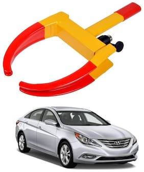 AYW Car Tyre Wheel Lock Anti Theft Towing Wheel Clamp Boot for Sonata