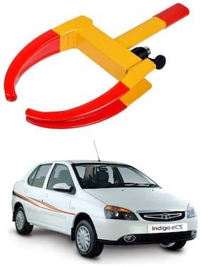 AYW Car Tyre Wheel Lock Anti Theft Towing Wheel Clamp Boot for Indigo