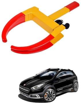 AYW Car Tyre Wheel Lock Anti Theft Towing Wheel Clamp Boot for Avventura
