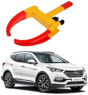 AYW Car Tyre Wheel Lock Anti Theft Towing Wheel Clamp Boot for SantaFe