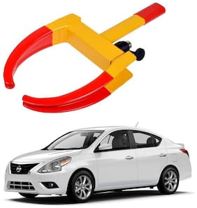AYW Car Tyre Wheel Lock Anti Theft Towing Wheel Clamp Boot for Sunny