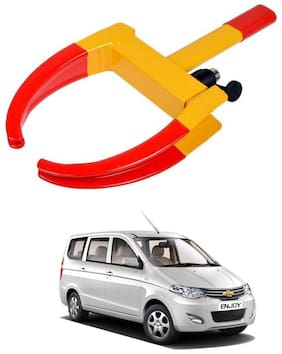 AYW Car Tyre Wheel Lock Anti Theft Towing Wheel Clamp Boot for Enjoy