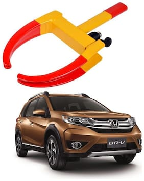 AYW Car Tyre Wheel Lock Anti Theft Towing Wheel Clamp Boot for BRV