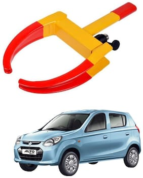 AYW Car Tyre Wheel Lock Anti Theft Towing Wheel Clamp Boot for Alto 800