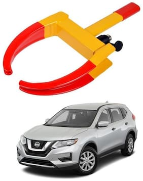 AYW Car Tyre Wheel Lock Anti Theft Towing Wheel Clamp Boot for X-Trail