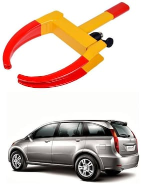 AYW Car Tyre Wheel Lock Anti Theft Towing Wheel Clamp Boot for Aria