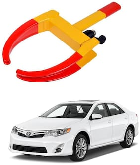 AYW Car Tyre Wheel Lock Anti Theft Towing Wheel Clamp Boot for Camry