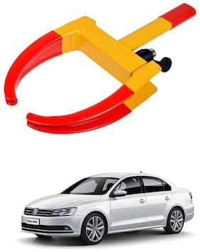 AYW Car Tyre Wheel Lock Anti Theft Towing Wheel Clamp Boot for Jetta