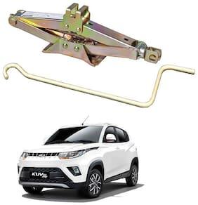 AYW Golden Iron Car Vehicle Lift jack for KUV 100