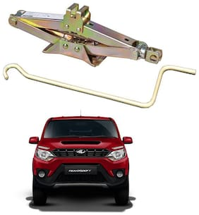 AYW Golden Iron Car Vehicle Lift jack for Octavia