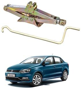 AYW Golden Iron Car Vehicle Lift jack for ES