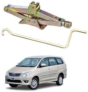 AYW Golden Iron Car Vehicle Lift jack for Innova Crysta