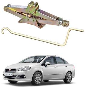 AYW Golden Iron Car Vehicle Lift jack for Linea