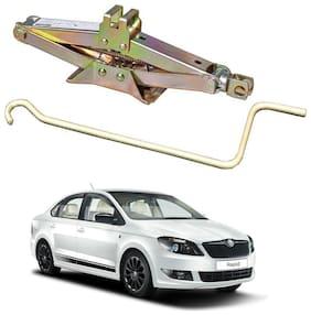 AYW Golden Iron Car Vehicle Lift jack for 520i