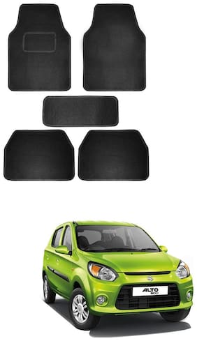 AYW Standard Mat For Alto 800 Black Color