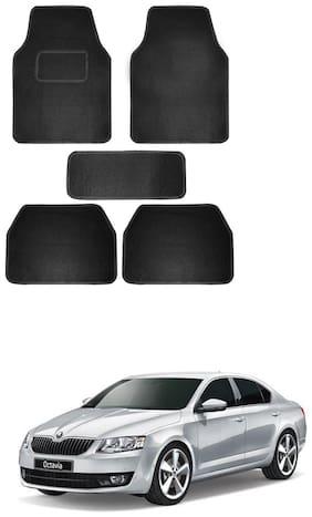 AYW Standard Mat For Octavia Black Color