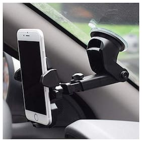 Battlestar 360 Degree Adjustable Universal Car Mobile Phone Holder