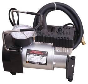 Benison India Multi Purpose 12 V Metal Electric Tire Inflator 150 PSI Air Compressor Pump for Car Bike Bus | Outdoor/Indoor Usable Air Compressor - 12V
