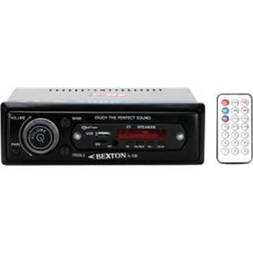 Bexton Multimedia Module 108 Car Stereo(Single Din)