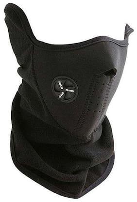 BigWheels Pack Of 2 pc Full Face & Neck Bike Mask Respirator for Men & Women