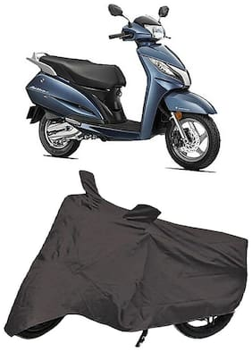 Bigwheels Premium Quality Grey Matty Scooty Body Cover for Honda Activa 125