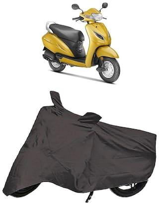 Bigwheels Premium Quality Grey Matty Scooty Body Cover for Honda Activa 5G