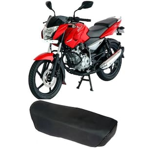 Bigzoom Heavy Duty Long Lasting bike Seat Cover for Hero Motocorp Duet