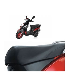 Bigzoom Heavy Duty Long Lasting bike Seat Cover for Hero Motocorp Splendor