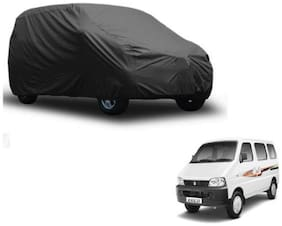 Bigzoom Premium Quality 95% water resistant Grey car cover for Eeco