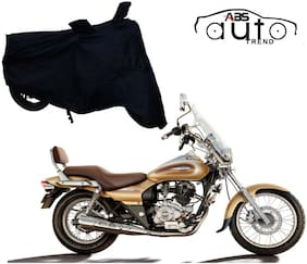 ABS AUTO TREND Bike Body Cover For  Bajaj Avenger Cruise 220 ( Black )
