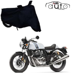 ABS AUTO TREND Bike Body Cover For  Royal Enfield Continental Gt 650 Std ( Black )