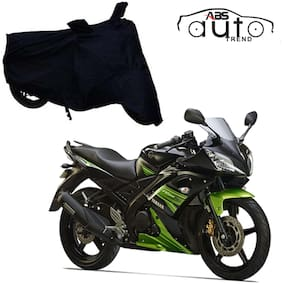 ABS AUTO TREND Bike Body Cover For  Yamaha Yzf R15S ( Black )