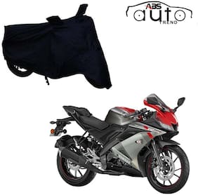 ABS AUTO TREND Bike Body Cover For  Yamaha Yzf R15 V3.0 ( Black )